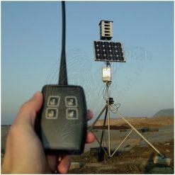 Bird Gard Super Pro AMP cu radiocomanda anti grauri ciori pescarusi