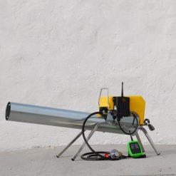 Tun electronic Zon EL08 cu radiocomanda impotriva daunatorilor