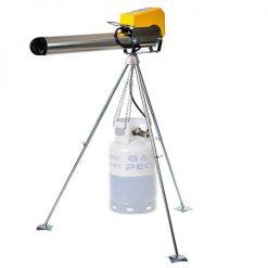 Tun mecanic anti daunatori Zon Mark 4 cu trepied rotativ